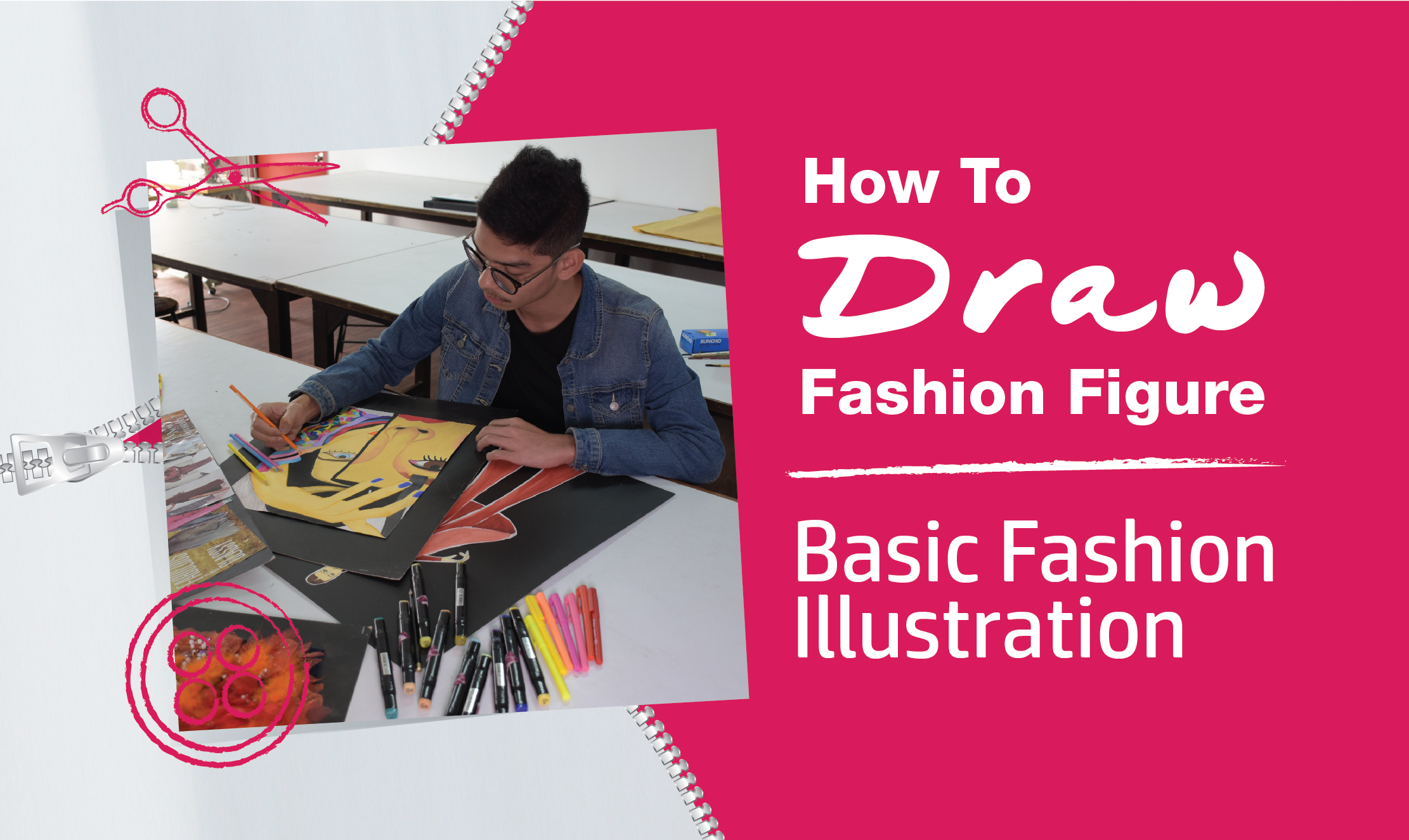 Basic Fashion Illustration